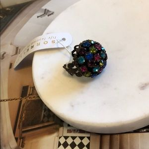 💰 SALE Sorrelli Super Multi Spherical Ring